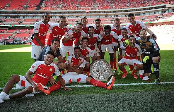 Highlights: Alex Oxlade Chamberlain stars for Arsenal as they beat Chelsea to win Community Shield
