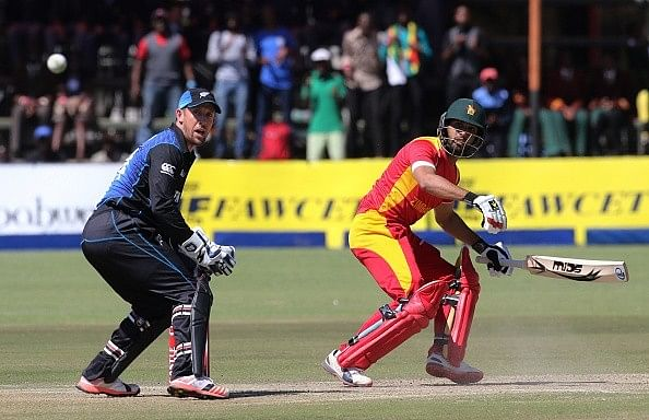 New Zealand canter to victory in 2nd ODI despite record 9th wicket Zimbabwean partnership