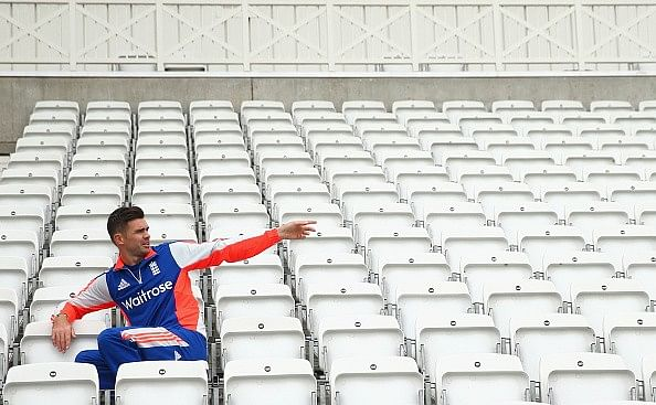 James Anderson recalled to England squad for 5th Ashes Test