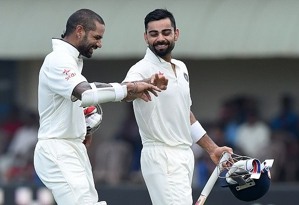 ICC Test Rankings for Batsmen: Shikhar Dhawan and Dinesh Chandimal move to career-high spots