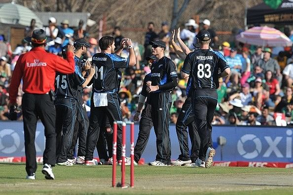 New Zealand convincingly outplay South Africa in 2nd T20I to level series