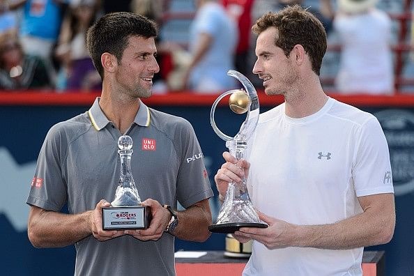 Andy Murray beats Novak Djokovic to win Canadian Open