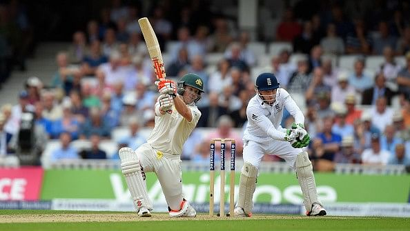 Ashes 2015, 5th Test: Australia end Day 1 at the Oval on 287-3