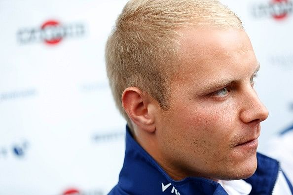 Valtteri Bottas says Ferrari rumours were distracting