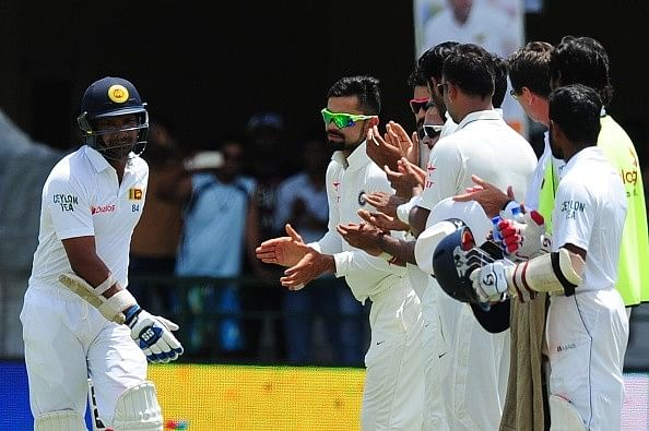 Sri Lanka vs India 2nd Test: Match evenly poised at end of Day 2