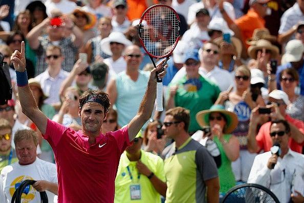 Roger Federer to set the court ablaze at the IPTL