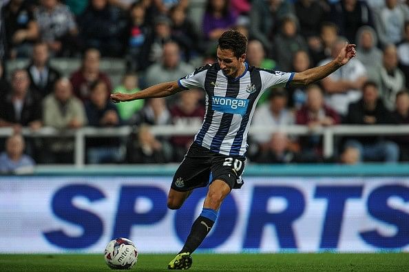 Video: Newcastle United's Thauvin scores fantastic goal in Capital One Cup
