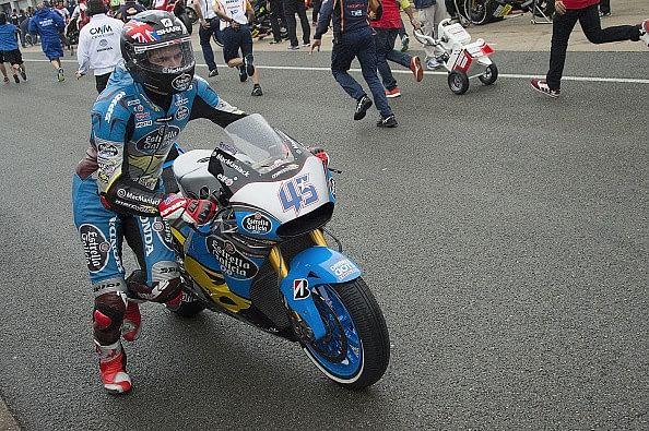 Scott Redding moves to Pramac Ducati