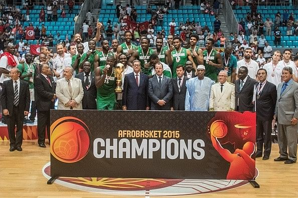 Nigeria win AfroBasket 2015, punch their ticket to the Rio Olympics in 2016