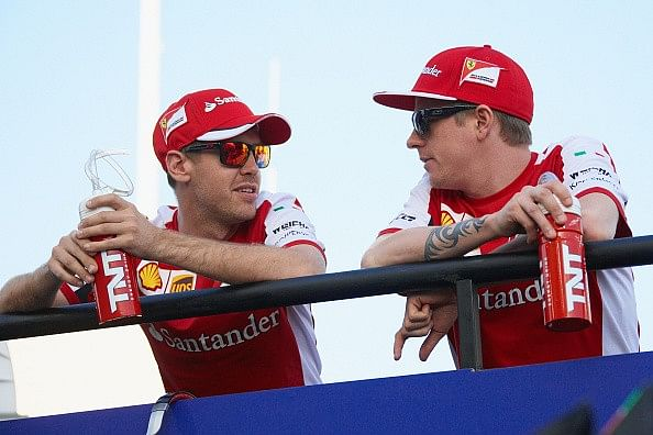 Not enough camaraderie between F1 drivers, says Sebastian Vettel
