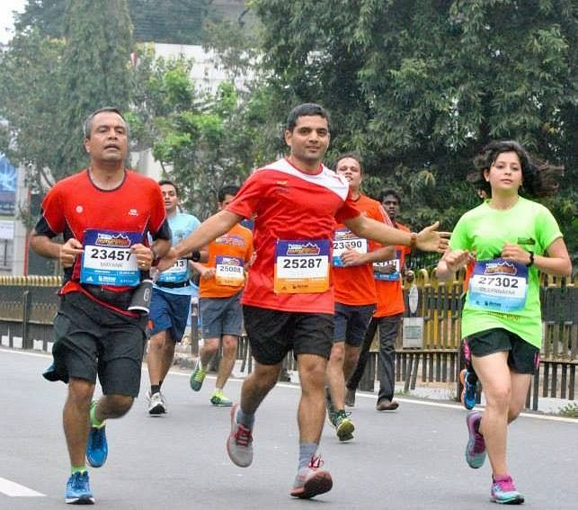 Real runners, real people: consultant, nomad, foodie Ankush Sharma