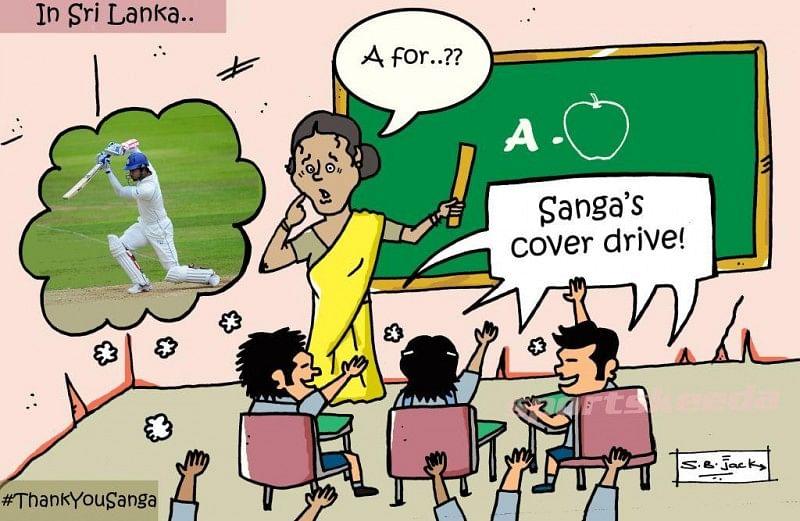 Comic: Thank you Sanga!
