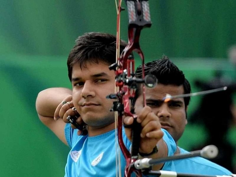 India's Abhishek Verma moves into finals of Archery World Cup
