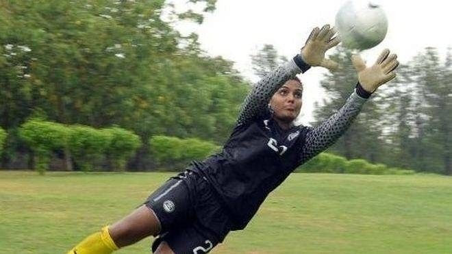 Aditi Chauhan feels AIFF needs to do more for Women's football