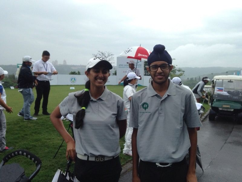 Young Indian golfer Aditi Ashok in top 15 finish at Asia Pacific Juniors