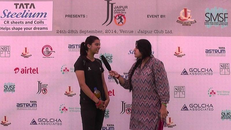 India progresses to quarterfinals in WSF-World Junior Squash Championship