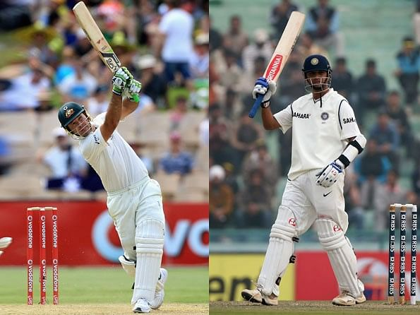 Rahul Dravid vs Ricky Ponting: A statistical comparison