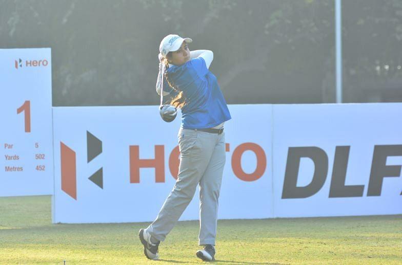 Amandeep Drall upbeat ahead of the Coimbatore leg of Hero Women's Professional Golf Tour