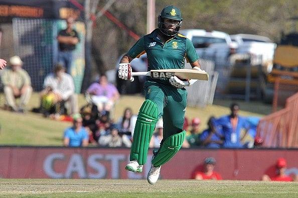 Stats: South Africa vs New Zealand 1st ODI - Amla on par with Gibbs
