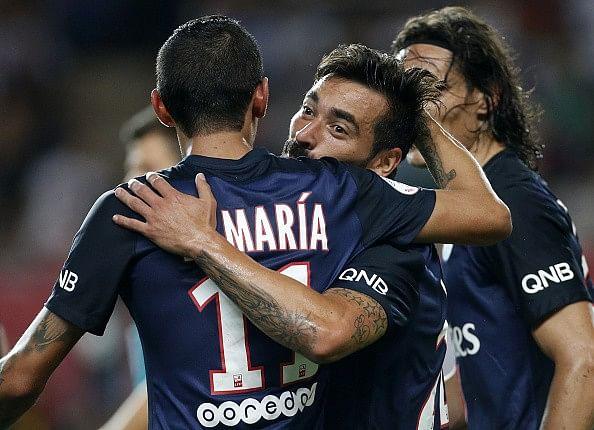 Video: Angel di Maria shines on Paris Saint-Germain debut
