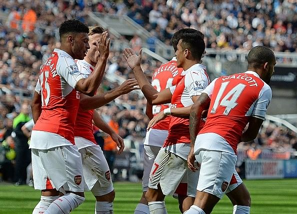 Newcastle United 0-1 Arsenal - Player Ratings