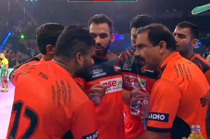 Pro Kabaddi: U Mumba is here to take the cup home