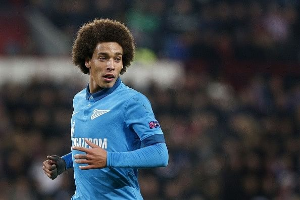 Is the Zenit star Axel Witsel ready for a top club like Chelsea?