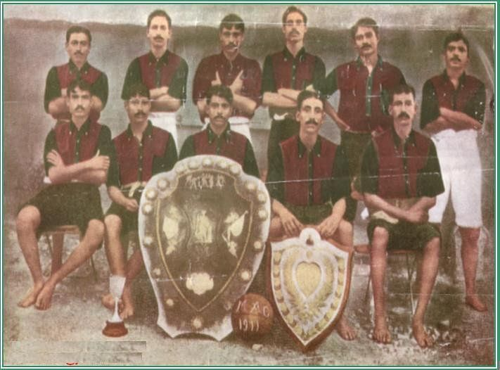 Mohun Bagan: The formative years and the lead up to the IFA Shield triumph in 1911