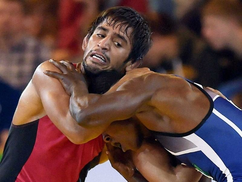 Bajrang, Babita qualify for 2015 World Wrestling Championship