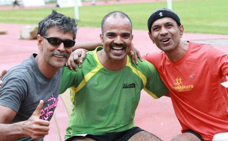 Interview: India's marathon man, Thomas Bobby Philip