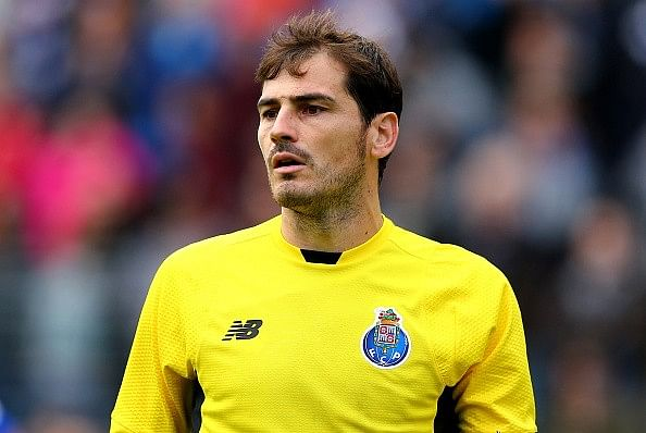 Iker Casillas explains why he left Real Madrid for FC Porto
