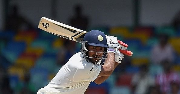 Cheteshwar Pujara credits Rahul Dravid's words of confidence for century knock