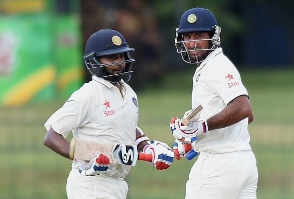 Sri Lanka vs India: Cheteshwar Pujara's fighting century helps India gain the upper hand at stumps on Day 2