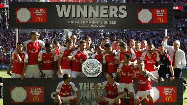 From pre-season to season: Arsenal are looking good