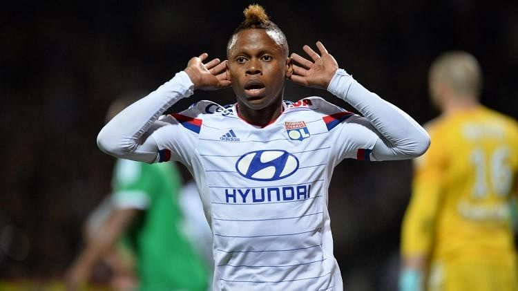 Why Lyon starlet Clinton Njie is on the radar of Spurs and Arsenal