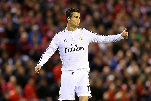 Cristiano Ronaldo is the most charitable athlete, according to a survey