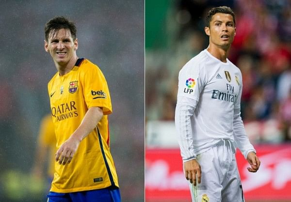 Comparing Cristiano Ronaldo and Lionel Messi's penalty success rate