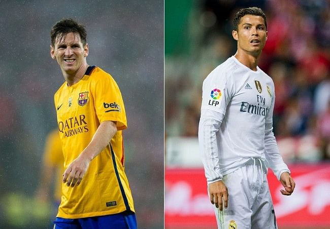 Comparing Cristiano Ronaldo and Lionel Messi's penalty success rate
