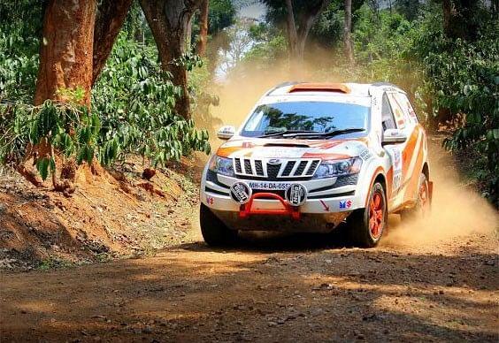 2015 Dakshin Dare Rally flagged off