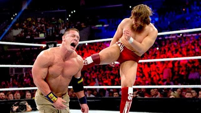 Daniel Bryan vs John Cena for the WWE Championship-2013: My favourite SummerSlam match ever