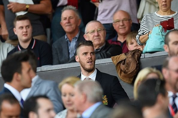 David de Gea 'does not want to play' for Manchester United