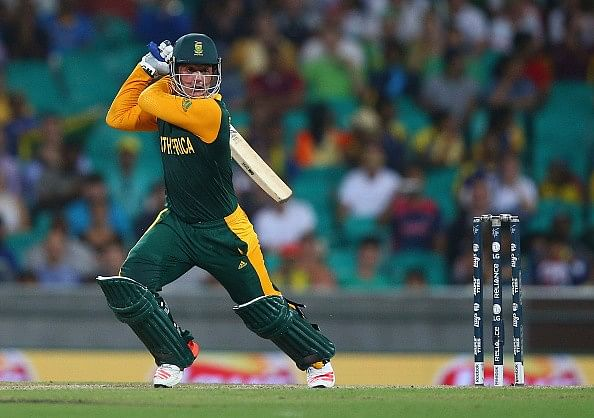 Change in A-team tri-series schedule as half of South Africa A hospitalized