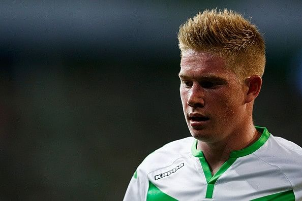 Manchester City sign Kevin De Bruyne from VfL Wolfsburg