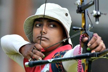 Indian mixed team wins silver at World Archery Championships