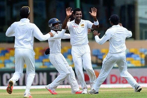 Sri Lanka vs India 3rd Test: Advantage Sri Lanka as rain restricts play on Day 1 to just 15 overs