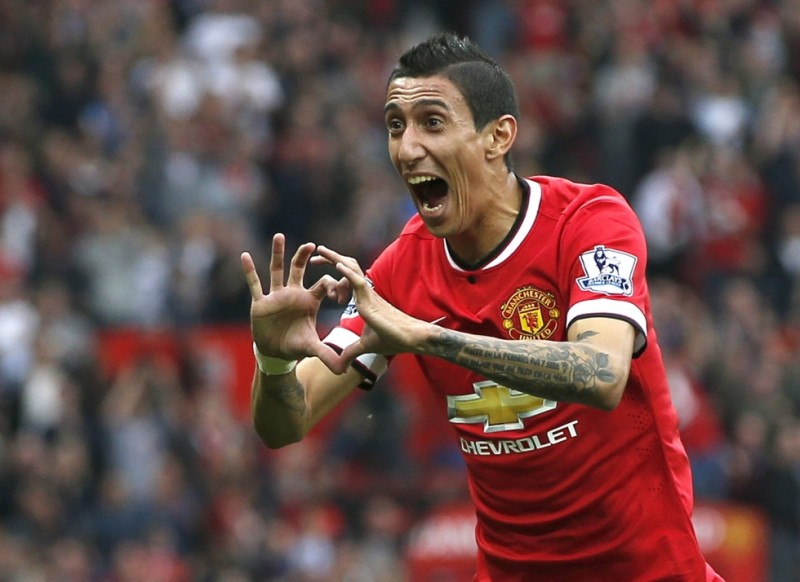 5 possible replacements for Angel Di Maria at Manchester United