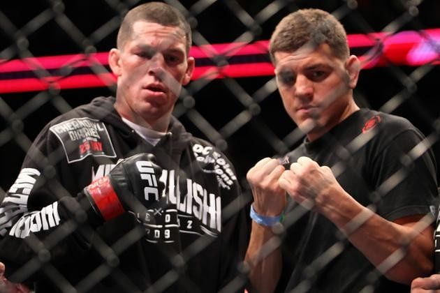 Nick and Nate Diaz banned from all events due to the brawl with Khabib Nurmagomedov at WSOF 22