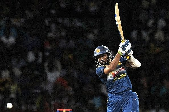 Tillakaratne Dilshan defying age with splendid performances