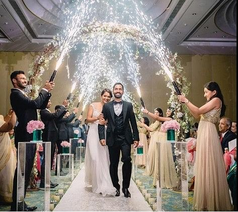Dinesh Karthik Deepika Pallikal Christian wedding