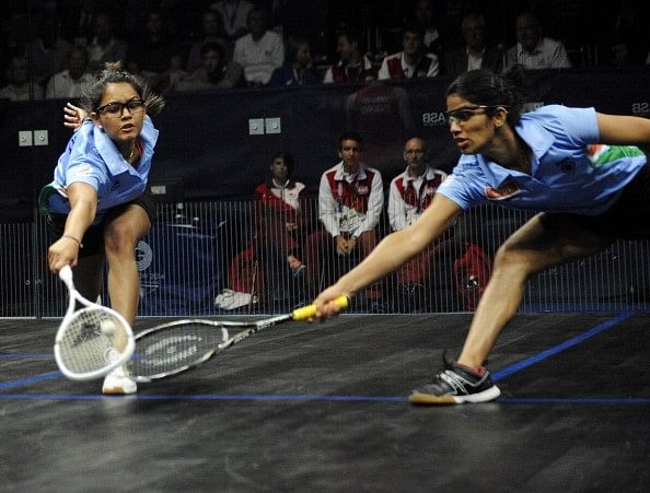 Joshna Chinappa in Victorian Open final